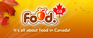 Food.ca - It's all about food in Canada!